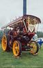 """Fowler Showmans Steam Tractor - 17290 - AV1045  """"Jubilee"""" - August 05, 1990"""