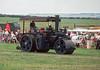 Wallis & Steevens Steam Road Roller - 8065 - OU5979 - September 03, 1984