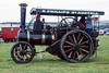"Burrell General Purpose Traction Engine - 2417 -  AF4393 ""Britannia"" - August 05, 1990."