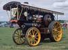 "Fowler Showmans Road Locomotive - 15657 - FX6661  ""The Iron Maiden'  - August 05, 1990"
