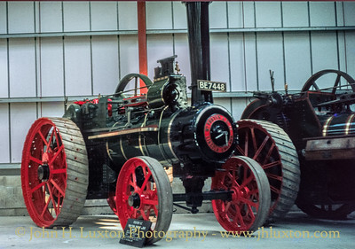 "Foster General Purpose Traction Engine - 2821 -""Beryl"" - BE 7448 - April 15, 1979"
