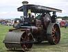 Burrell Steam Road Roller - 4041 - UO793 - August 05, 1990