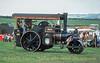 Fowler Steam Road Roller 18070 - YC8375 - September 03, 1984
