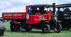 """Foden Steam Wagon - 11208 - """"Lorna Doone""""  - YA7952 - August 05, 1990"""