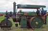 """Wallace Steevens Advance Steam Road Roller """"Amy"""" - 8095 - GOU537 - August 05, 1990"""