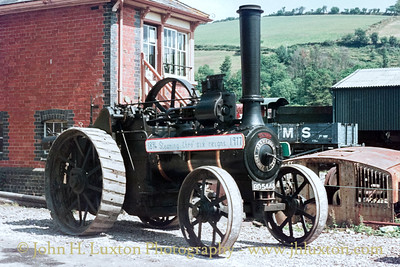 McLaren General Purpose Traction Engine 547 - BD5448 -August 07, 1977