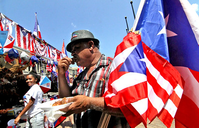 The 37th annual Puerto Rican Cultural Festival - August 5, 2018