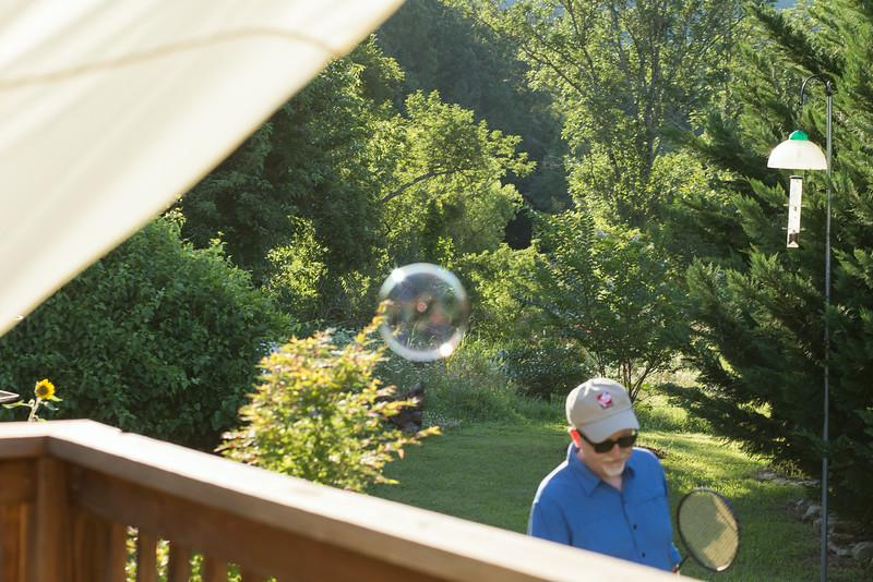 Bubbles bubbles ?