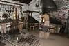 Ulster Folk museum blacksmith