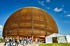CERN welcome hall