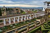 Generalife and Granada