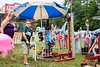 Loew, from Brattleboro, swings the hammer at the Guilford Fair on Sunday; KELLY FLETCHER, REFORMER CORRESPONDENT
