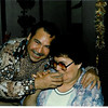 1981 - New Year's Party - Uncle Mike and Aunt Cora