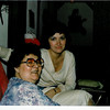 1981 - New Year's Party - Aunt Cora and Beryl