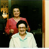 MARCH 1983 - Danville, IL - Aunt Jeri and Aunt Betty Criswell