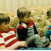 1983 - March - Danville - Jeremy, Dusty, Eric