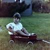 1983 Morgan David Red Flyer Wagon