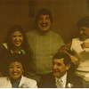 March 1984 - Louis and Francis Amesquita 25th wedding anniversary<br /> Francis, Louis and their kids - Mark, Janelle, Victoria?
