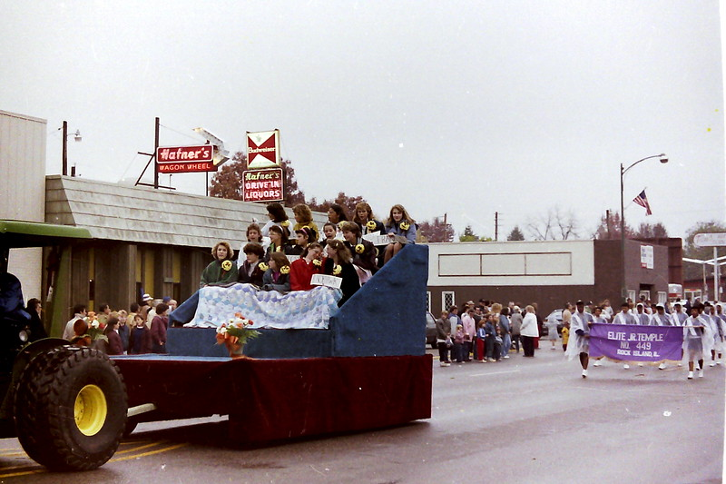 Leigh on the Float