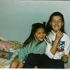 1987 - JAN - Morgan and me