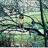 May 1990 - Morgan and Erin?