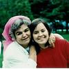 May 1990 - Me and Bonnie Adams
