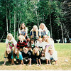 French Camp in Bemidji, MN<br /> Girls from our cabin