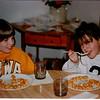 Jan 1991 - Morgan and Erin