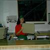 Me working at Arthur's Garden Deli