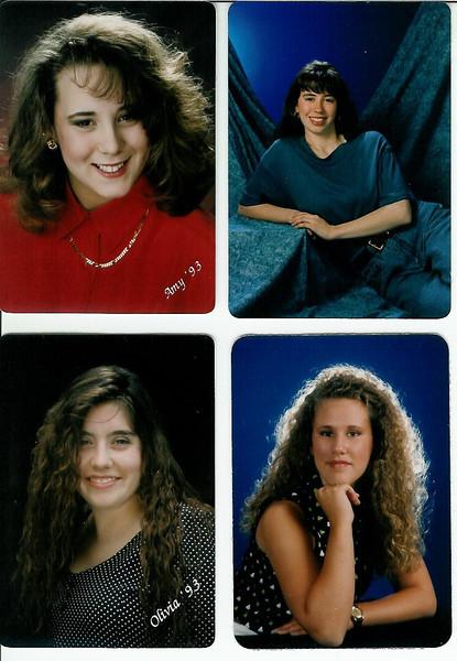 Senior Pictures - Amy, Jenny, Olivia, Lisa
