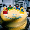 April 1995 - Donovan's First Birthday