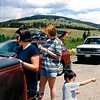 Family trip to Colorado<br /> Me, Becky, Donovan