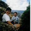 1997 - Donna and Donovan at Black Canyon
