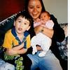 01/98 - Baby Hannah and Donovan