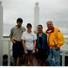 Del Coronado, SanDiego - Brad, Nikki, Leigh, Bob