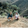 Annette and I - Indian Canyon in Palm Springs, CA