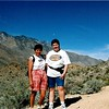 FEB98 - Beryl and Donna in Palm Springs
