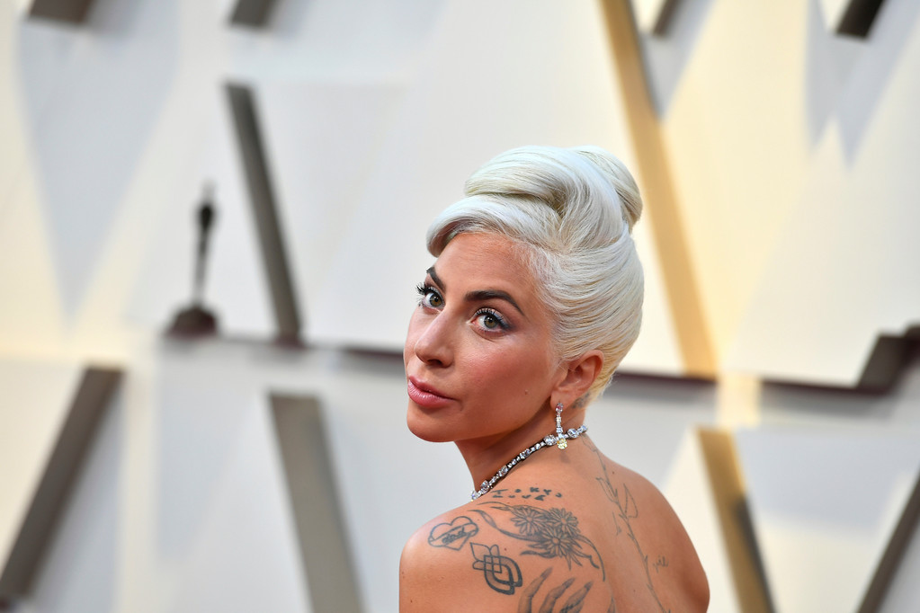 . Lady Gaga arrives at the Oscars on Sunday, Feb. 24, 2019, at the Dolby Theatre in Los Angeles. (Photo by Jordan Strauss/Invision/AP)