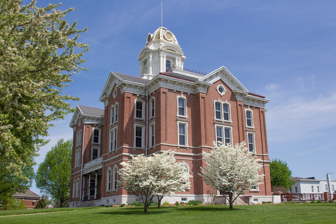 Posey County Courthouse