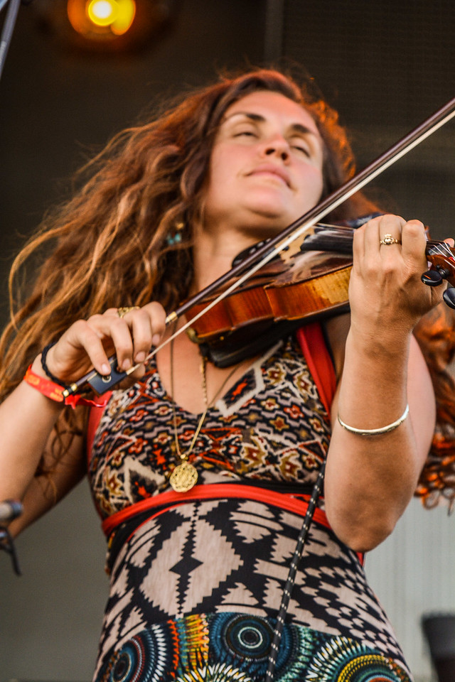 Elephant Revival was a big hit at the 4th Annual ARISE Music Festival outside of Loveland, Colorado, Sunday August 7.  The Nederland band's current members include Bonnie Paine, Charlie Rose, Dango Rose, Daniel Rodiguez and Bridget Law.