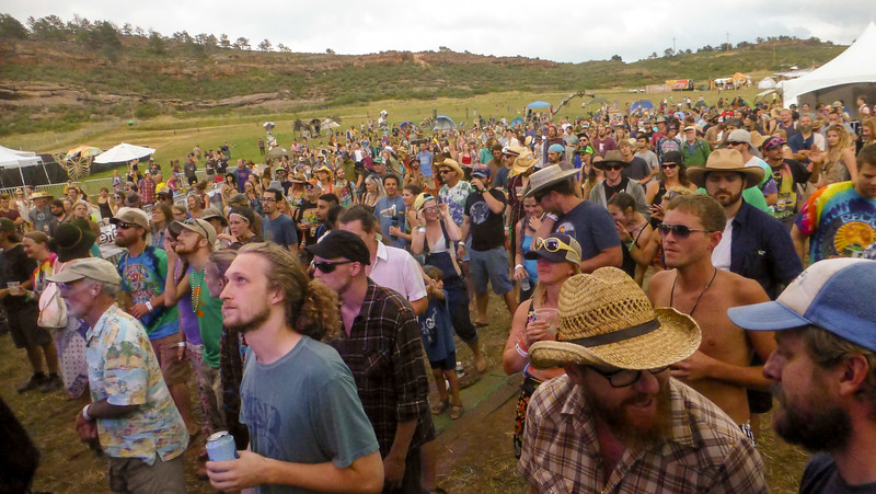 ARISE Music Festival, Saturday, August 6, 2016, held on Sunrise Ranch outside of Loveland Colorado.