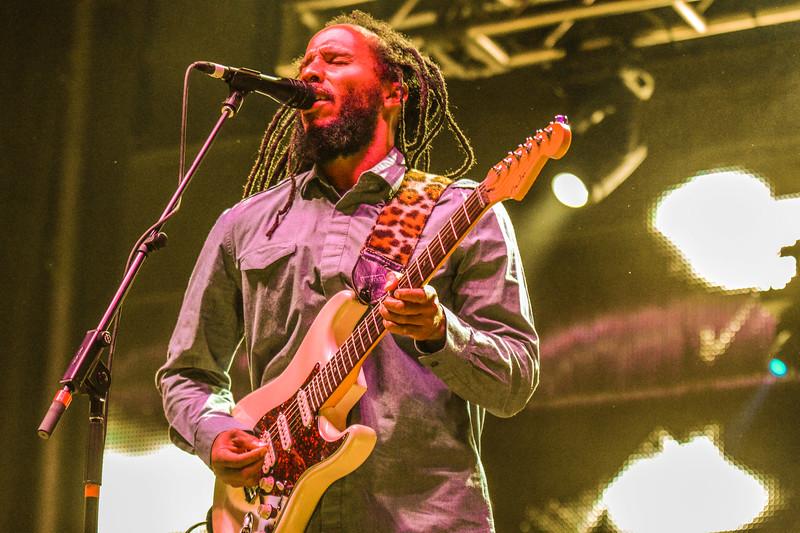 "David Nesta ""Ziggy"" Marley headlined the 4th Annual ARISE Music Festival, Sunday, August 7, 2016."