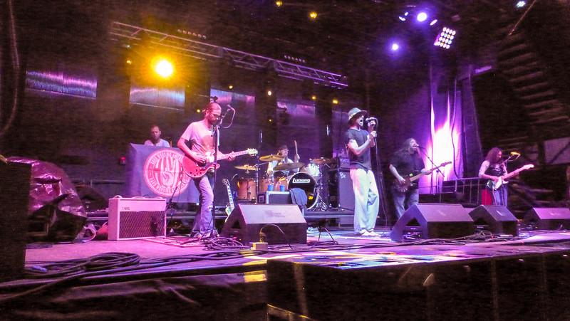 ARISE Music Festival, Friday, August 6, 2016.