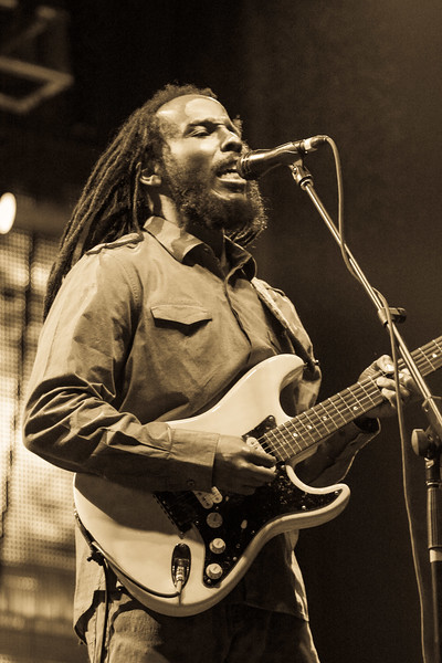 "David Nesta ""Ziggy"" Marley headlined the 4th Annual ARISE Music Festival, Sunday, August 7, 2016."