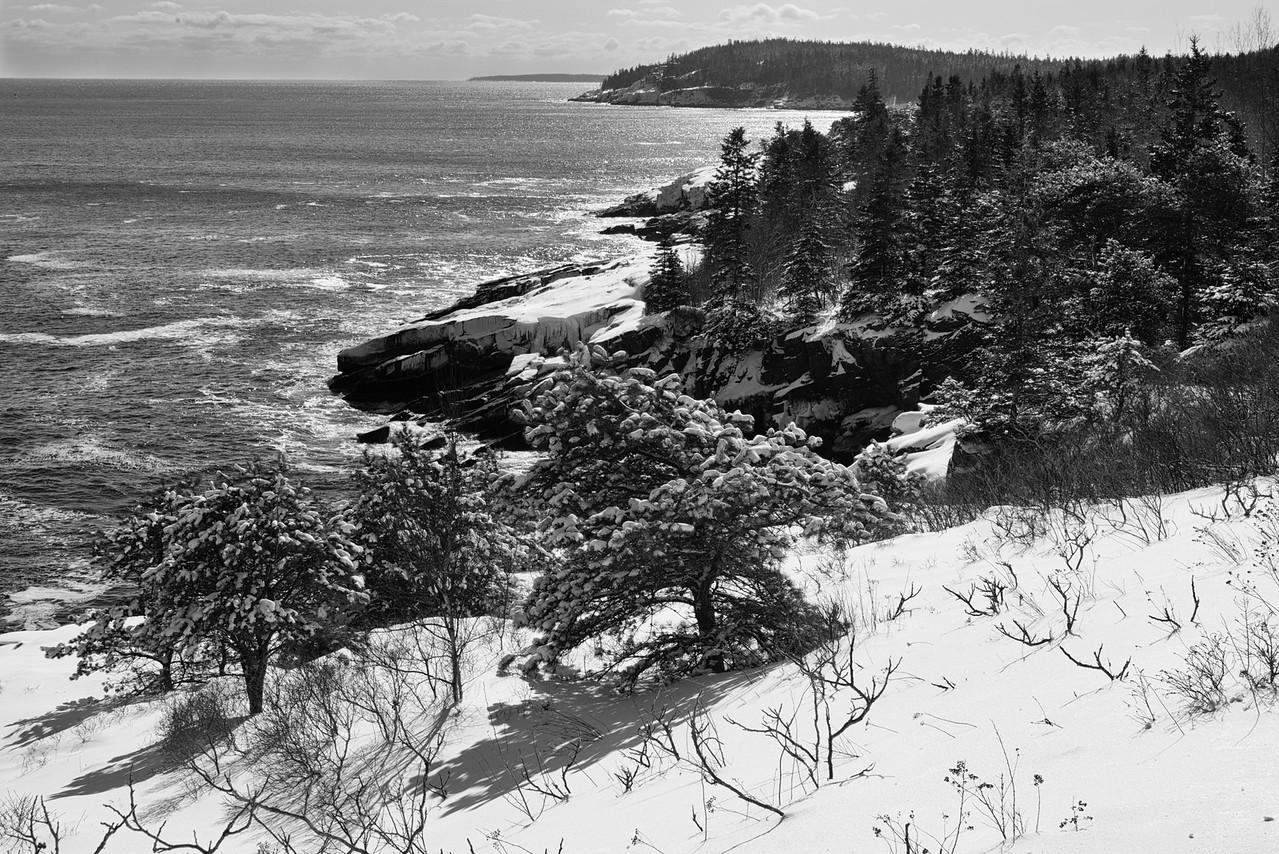 Fresh Snow, Ocean Drive