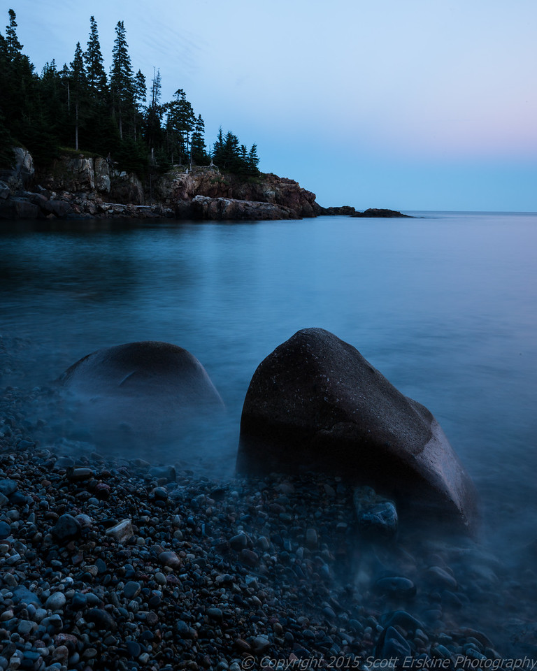 Blue Hour, Little Hunter's Beack