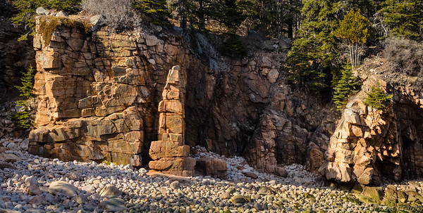 Monument Cove. Late Afternoon, Apr 2015