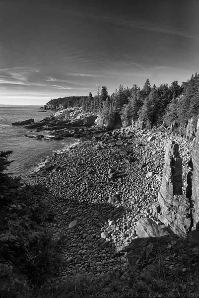 Monument Rock, Monument Cove      September 2014