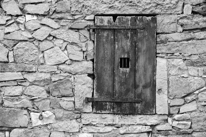 Day four 25 Fort Ticonderoga bw DSC_9721