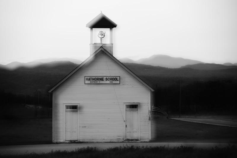 Day four Vermont  51 bw dreamy DSC_9771